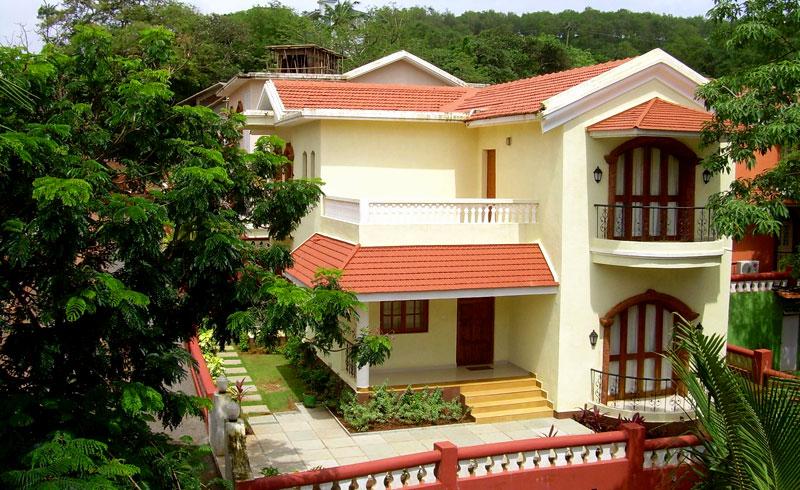 Goa Luxury Villas Sinquerim Goa