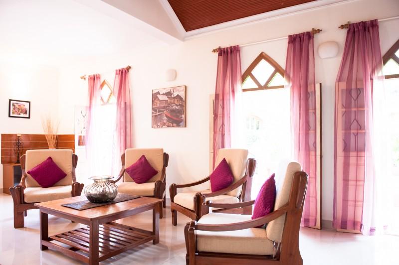 Goa Luxury Villas : 2 Bedroom Suite