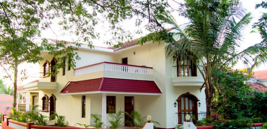 goa luxury villas 3 bedroom premium garden villa